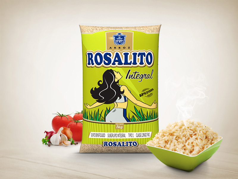 Arroz Rosalito Integral