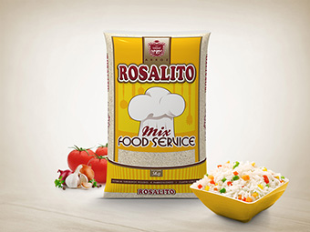 Arroz Rosalito Mix